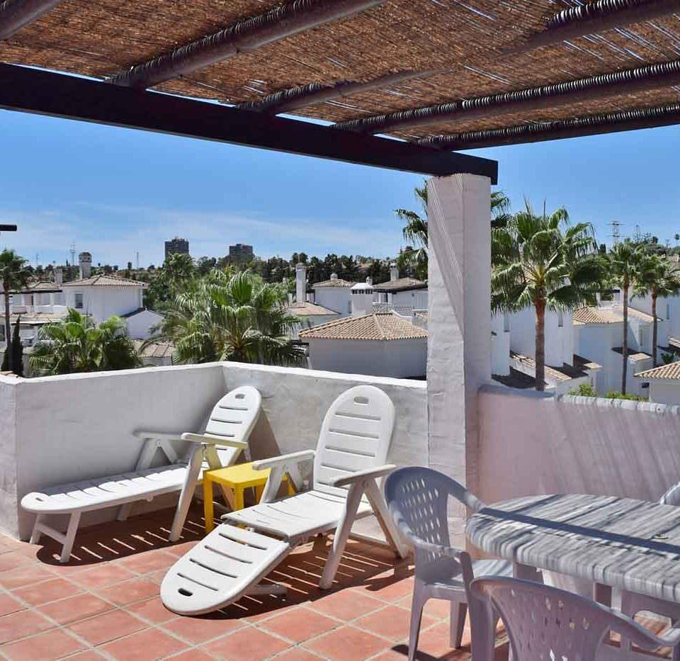 Solarium Serinamar Los Naranjos de Marbella