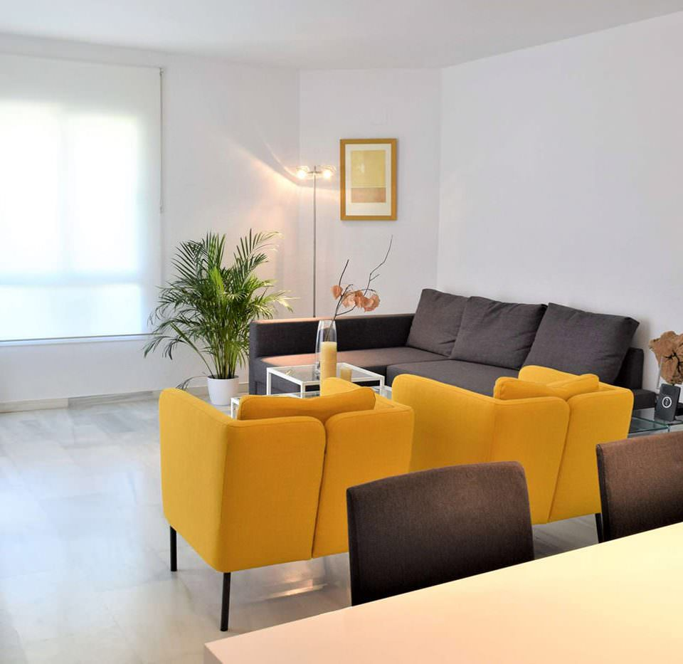 Dinning room Apartamentos Serinamar