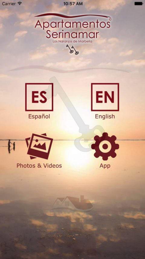 Serinamar App