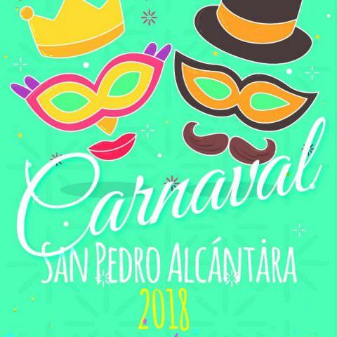 Carnaval San Pedro de Alcantara 2018