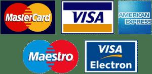Tarjetas de pago Serinamar