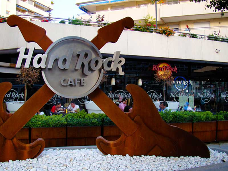 Hard Rock Cafe Banus