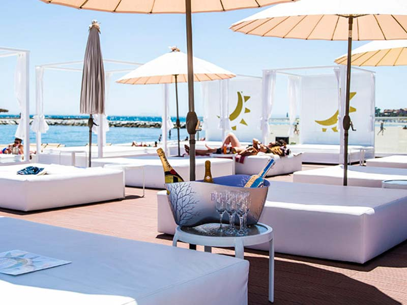 Plaza Beach Club Puerto Banús