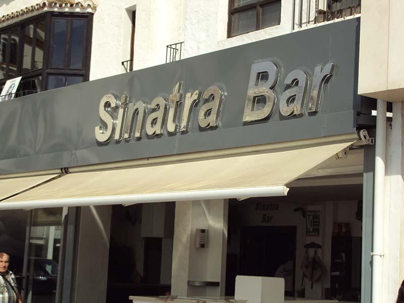 Sinatra Bar Banus
