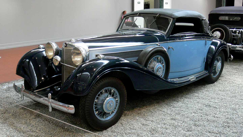 Mercedes Benz 540K