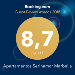 Booking Adwards 2018
