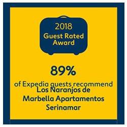 Expedia Rate Apartamentos Serinamar en Marbella Puerto Banús